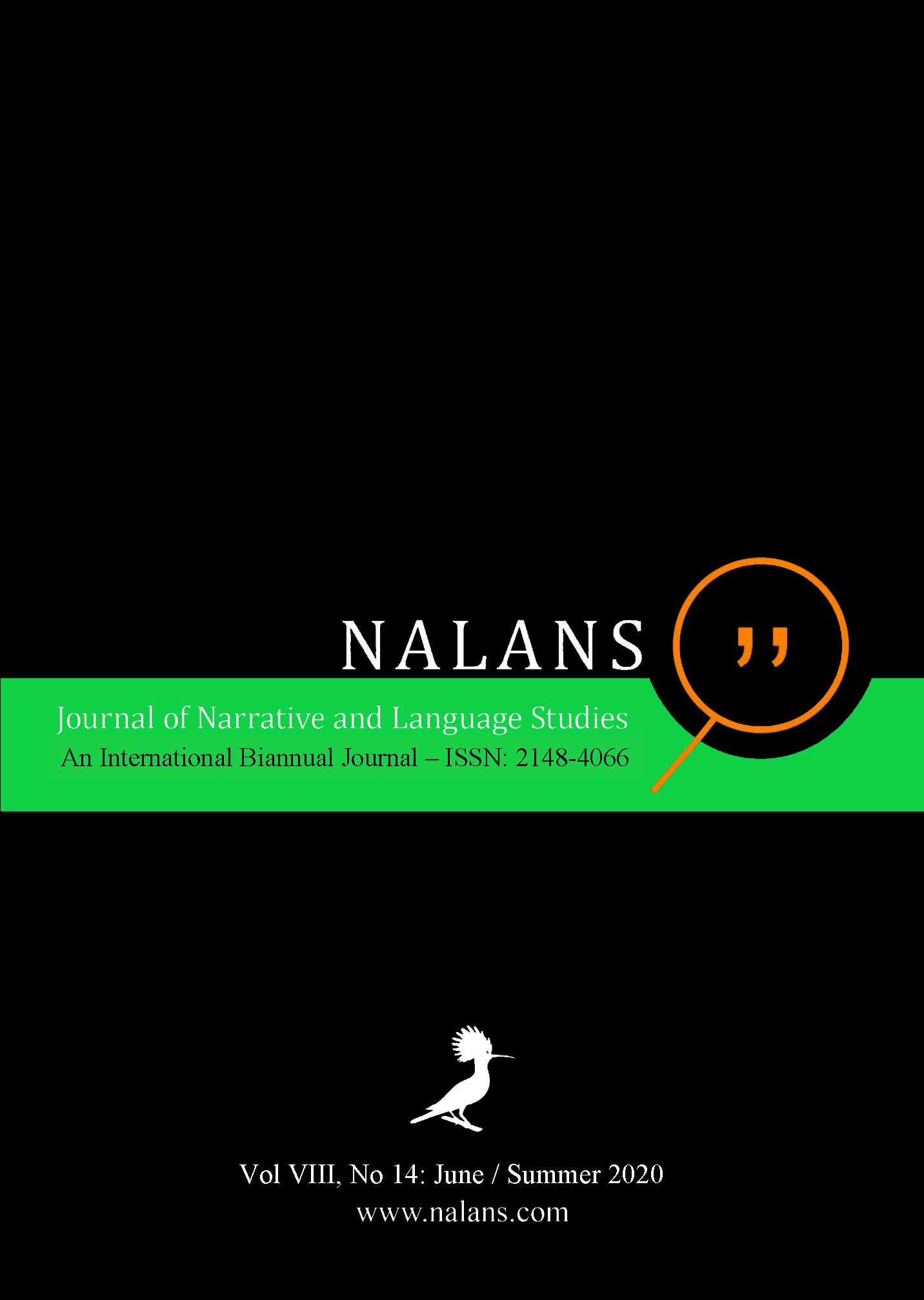 Journal of Narrative and Language Studies (NALANS)